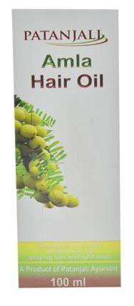 Patanjali Hair Oil - Amla 100 ml