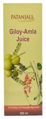 Patanjali Juice Giloy A mla 500 ml