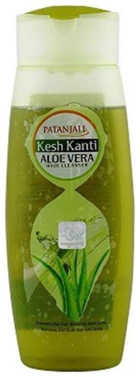 Patanjali Kesh Kanti Aloevera Hair Cleanser Shampoo 200Ml