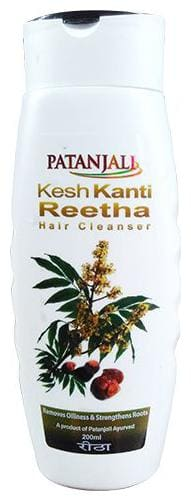 Patanjali Kesh Kanti Reetha Hair Cleanser 200 ml
