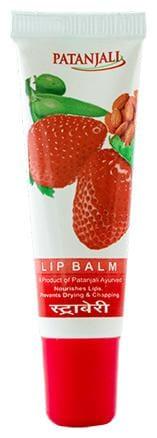 Patanjali Lip Balm 10 G ( Pack of 4)
