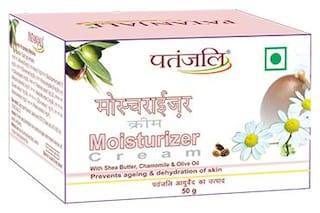 Patanjali Moisturizer Cream 50 G