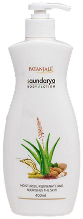 PATANJALI SAUNDARYA BODY LOTION - 400 ml
