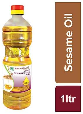Patanjali Sesame Oil 1 Ltr ( B )