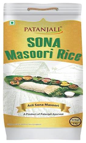 Patanjali Sona Masoori Rice 5 Kg