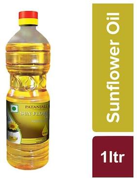 Patanjali Sunflower Oil 1 L (B)