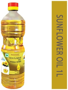 Patanjali Sunflower Oil 1 L