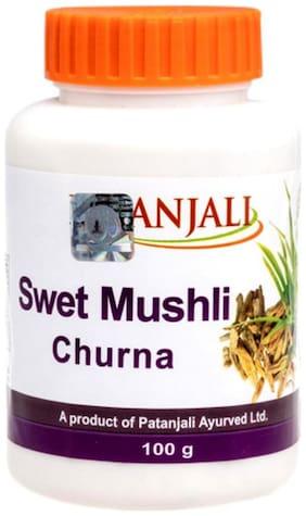 Patanjali Swet Mushli 100 g