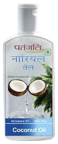 Patanjali Tejus - Coconut Oil 200 ml