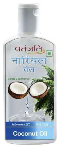 Patanjali Tejus - Coconut Oil 200 ml