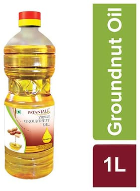 Patanjali Virgin Groundnut oil 1L