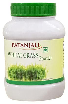 Patanjali Wheat Grass Powder 100 G