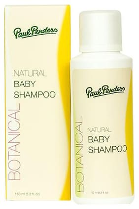 Paul Penders Botanical Paul Penders Natural Baby Shampoo 150 g