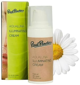 Paul Penders Aqualuna Illuminating Cream - 20g