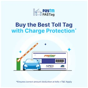 Paytm DIY FASTag for Car/Jeep/Van Class 4 Vehicles