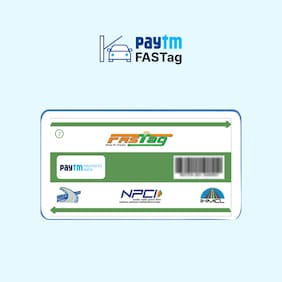 Paytm Fastag For Bus 2 Axle / Truck 2 Axle- Class 7