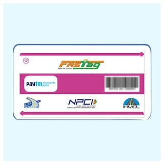 Paytm Fastag For Truck 4 5 & 6 -Axle - Class 12