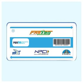 Paytm Fastag For Truck 7-Axle And Above- Class 15