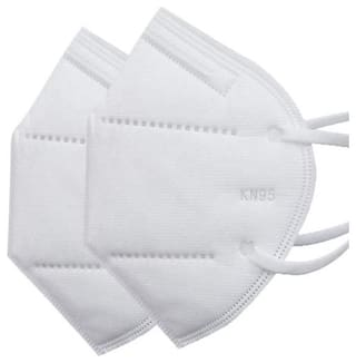PD KN95 Face Mask Pack Of 2