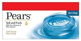 Pears Bathing Soap - Soft & Fresh 500 g