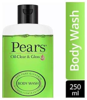 Pears Shower Gel - Oil Clear & Glow 250 ml