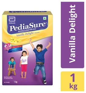 Pediasure Nutritional Powder Vanilla Delight 1 kg