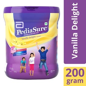 Pediasure Nutritional Powder - Vanilla Delight 200 gm