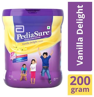 Pediasure Nutritional Powder - Vanilla Delight 200 g