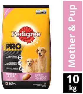 Pedigree PRO, EXPERT NUTRITION for Dogs (Dry Food, Starter Mother and Pup), 10 kg