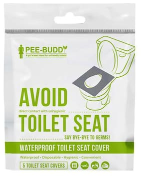 Peebuddy Toilet Seat Cover - Waterproof 50 gm