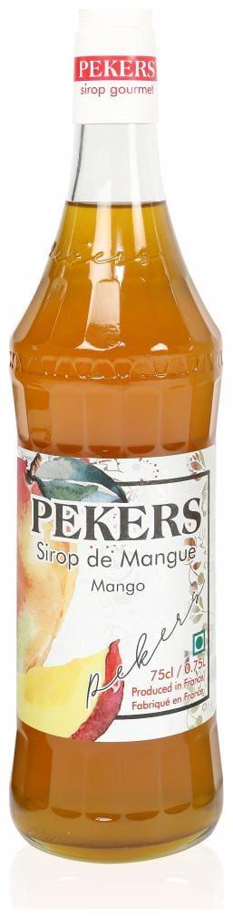 Pekers Mango syrup 750 ml ( Pack of 1 )
