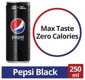 Pepsi Soft Drink Black Slim 250 ml