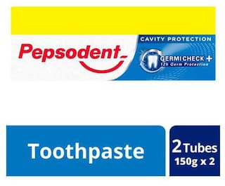 Pepsodent Toothpaste Cavity Protection  Germi Check 300 g