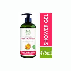 Petal Fresh Pure Rose & Honeysuckle Bath & Shower Gel 475ml Pack of 1
