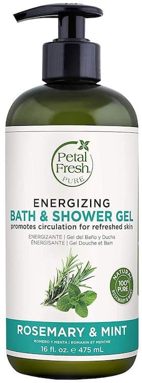 Petal Fresh Pure Rosemary & Mint Bath & Shower Gel 475ml Pack of 1