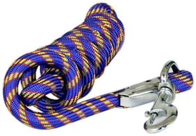 Pethub Standard Dog Rope Leash Medium - Blue