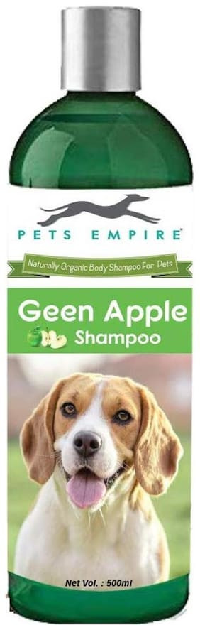 Pets Empire Green Apple Shampoo 500 ml Pack of 1