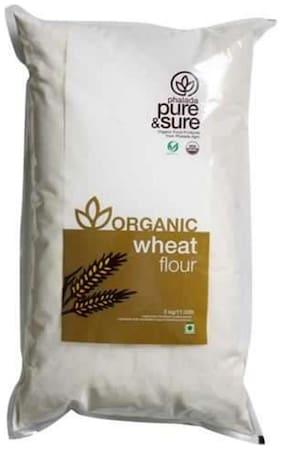 Phalada Pure & Sure Organic - Wheat Flour 5 kg