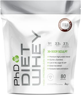 PhD Performance Nutrition Diet whey 2 kg Pouch (Pack of 1)