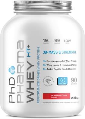 PhD Performance Nutrition Pharma Whey HT+ 2.25 kg (Pack of 1)
