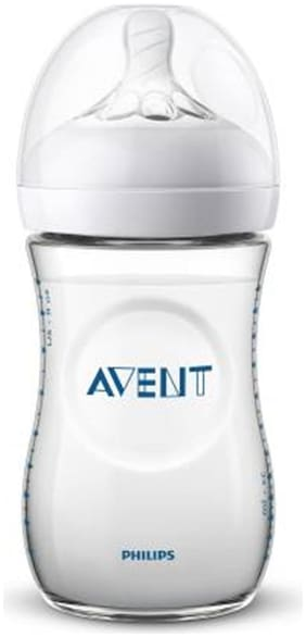 Philips Avent Natural 2.0 Bottle 260ml(White)