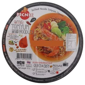 Picnic Instant Thai Noodles - Hot & Spicy Tomyum 70 g