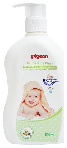 Pigeon Baby Wash 500 ml
