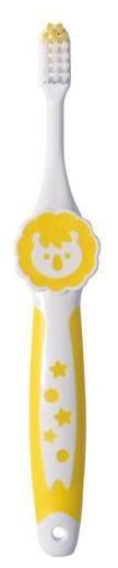 Pigeon Baby Training Toothbrush - Yellow 1 pc