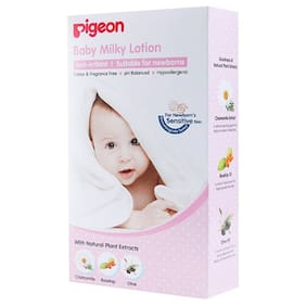 Pigeon Baby Milky Lotion 200 ml