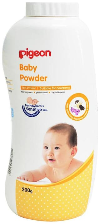 Pigeon Baby Powder With Fragrance 200 gm