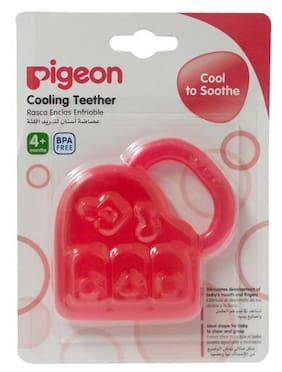 Pigeon Cooling Teether - Piano 1 pc