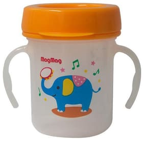 Pigeon Magmag Drinking Sipper Cup Elephant - 8m+ 180 ml