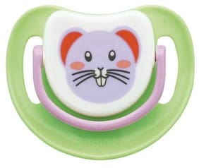 Pigeon Silicone Pacifier Step 1 - Mouse 1 pc