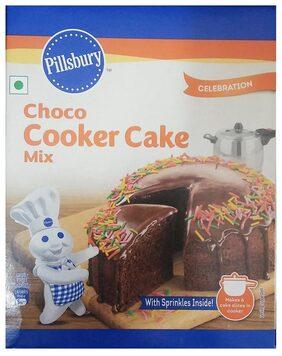Pillsbury Choco Cooker Cake Mix 159g